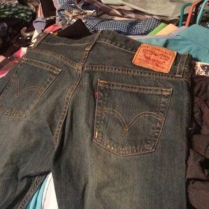 Levi's, 33 waist 30 length bootcut